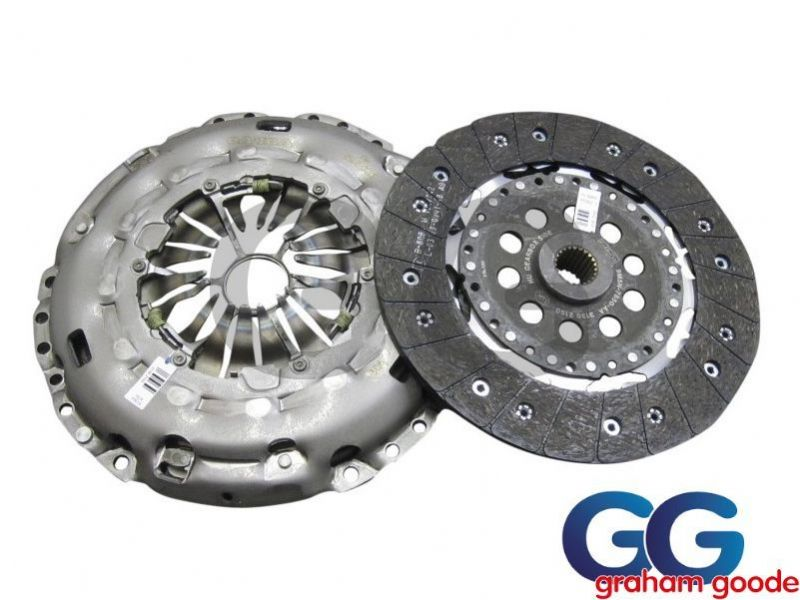 Focus RS mk2 Focus ST225 OE Clutch Kit Clutch Cover Clutch Plate Genuine GGF3054